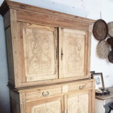 Antigüedades: ALACENA FRANCESA ANTIGUA. Lote 269372018