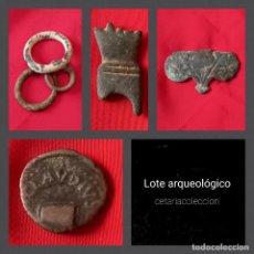 Oggetti Antichi: LOTE ARQUEOLÓGICO. LEER DESCRIPCIÓN, VER FOTOS. Lote 269501738