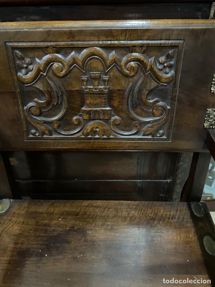Antigüedades: Pareja de sillones. - Foto 4 - 269584303
