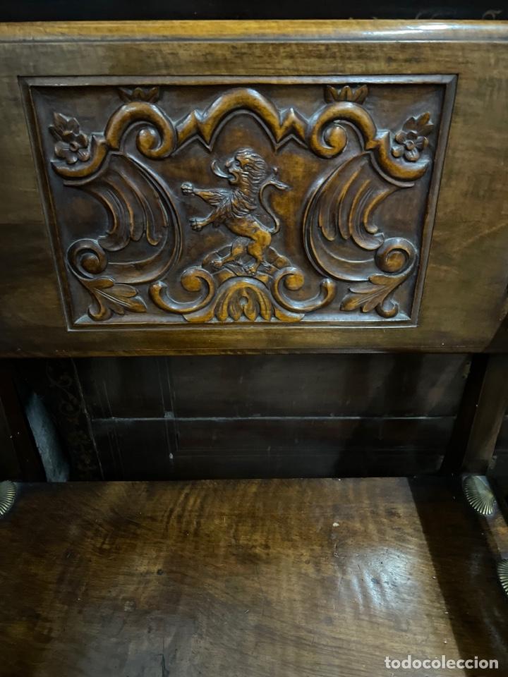 Antigüedades: Pareja de sillones. - Foto 5 - 269584303