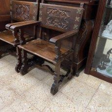 Antigüedades: PAREJA DE SILLONES.. Lote 269584303