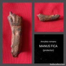 Oggetti Antichi: FANTÁSTICO MANVS FICA ROMANO. Lote 269717408