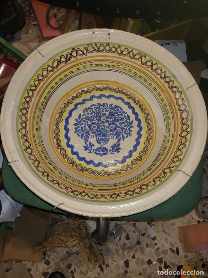 LEBRILLO.DE TRIANA LAÑADO (Antigüedades - Porcelanas y Cerámicas - Triana)
