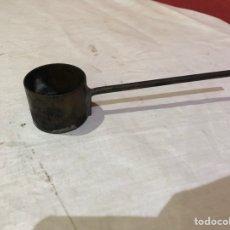 Antigüedades: MEDIDOR DE CAFÉ BRONCE -VER FOTOS. Lote 269815213