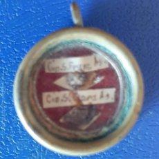 Antigüedades: (ANT-210610)RELICARIO DE SAN FRANCISCO Y STA.CLARA. Lote 269951633