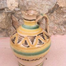 Antigüedades: ANTIGUA ALCUZA JARRA CERÁMICA. Lote 270110173