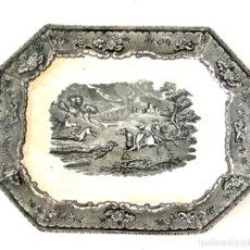 Antigüedades: FUENTE OCHAVADA DE CARTAGENA - S. XIX. Lote 270129998