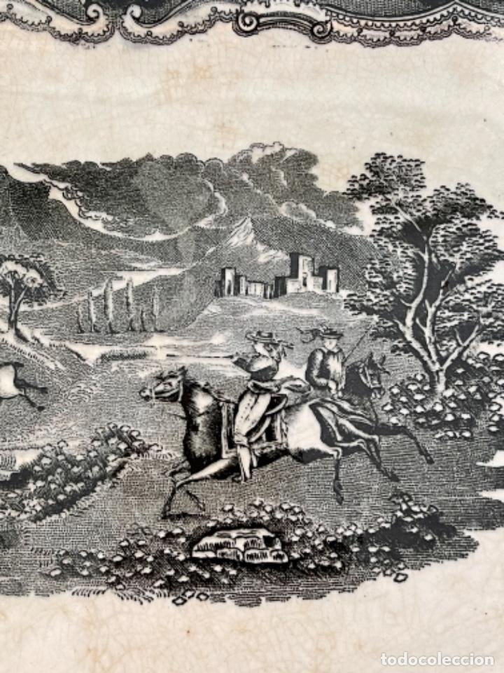 Antigüedades: FUENTE OCHAVADA DE CARTAGENA - S. XIX - Foto 3 - 270129998