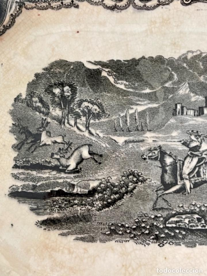 Antigüedades: FUENTE OCHAVADA DE CARTAGENA - S. XIX - Foto 4 - 270129998