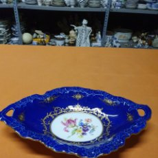 Antigüedades: BANDEJA PORCELANA LIMOGES. Lote 270306608