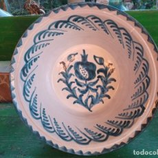 Antigüedades: LEBRILLO DE FAJALAUZA. Lote 270383108