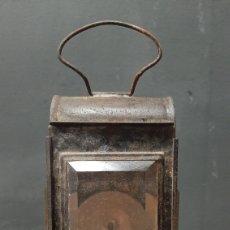 Antigüedades: CANDIL FAROL DE MANO LAMPARA DE PETROLEO QUINQUE. Lote 270530153