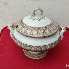 Antigüedades: SOPERA CERANICA PÌKMA. Lote 270555428