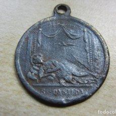 Antigüedades: MEDALLA SANTA CASILDA POSIBLE S XIX. Lote 270615083