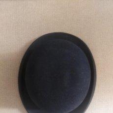 Antigüedades: SOMBRERO BOMBIN ANTIGUO. Lote 270635108