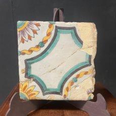 Antigüedades: AZULEJO ANTIGUO. Lote 270916248