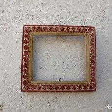Antigüedades: MARCO PEQUEÑO ANTIGUO. Lote 271145908