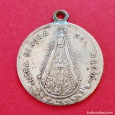 Oggetti Antichi: MEDALLA ANTIGUA VIRGEN DEL ROCÍO. ALMONTE. HUELVA.. Lote 271429713