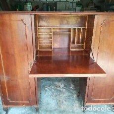Antigüedades: MUEBLE ESCRITECA. Lote 271474278