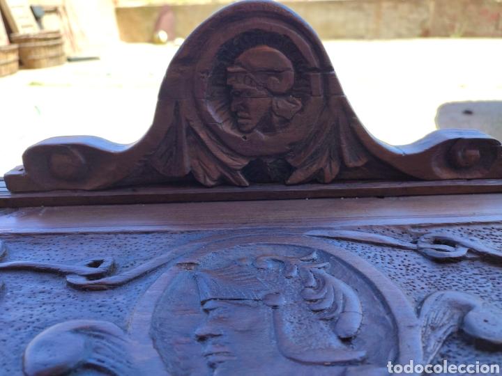 Antigüedades: Arca tallada - Foto 6 - 271598388