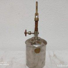 Antigüedades: CARBURELO DE MINA, MUY CURIOSO!. Lote 271696813