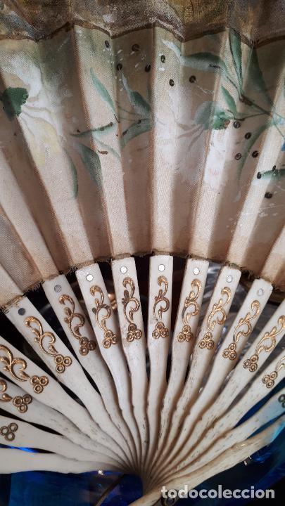 Antigüedades: Abanico del siglo XIX. - Foto 5 - 271847113