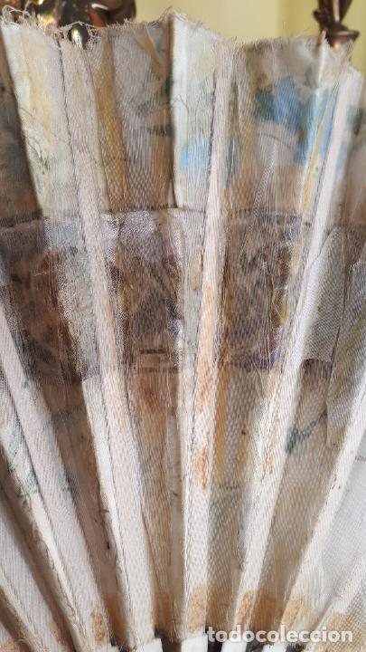 Antigüedades: Abanico del siglo XIX. - Foto 9 - 271847113