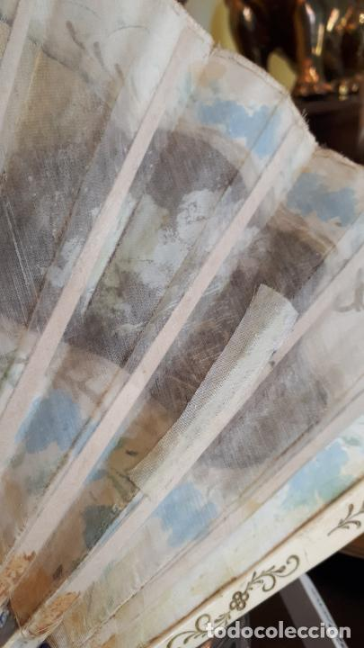 Antigüedades: Abanico del siglo XIX. - Foto 10 - 271847113