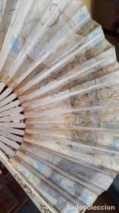 Antigüedades: Abanico del siglo XIX. - Foto 15 - 271847113