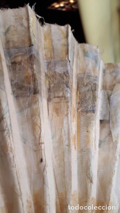 Antigüedades: Abanico del siglo XIX. - Foto 16 - 271847113