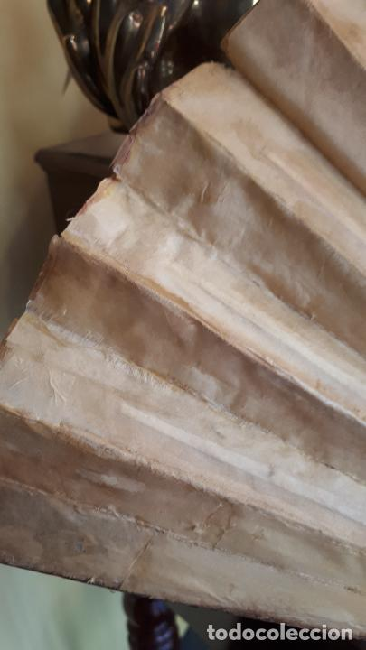 Antigüedades: Abanico siglo XIX. - Foto 9 - 271848083