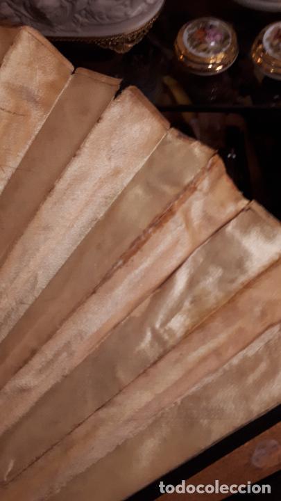 Antigüedades: Abanico siglo XIX. - Foto 18 - 271848083
