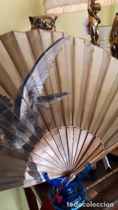 Antigüedades: Abanico pericón - Foto 5 - 271848303