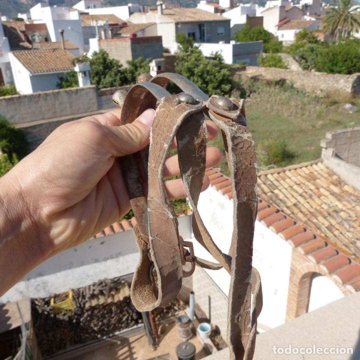 Antigüedades: Antiguas espuelas militares - Foto 5 - 271874758