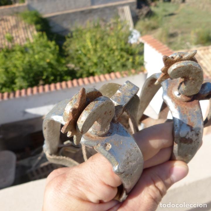 Antigüedades: Antiguas espuelas militares - Foto 3 - 271875088