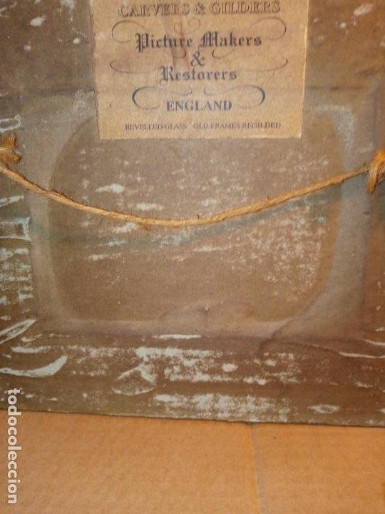 Antigüedades: CUADRO / MARCO - DOGGIES . - Foto 2 - 271918608