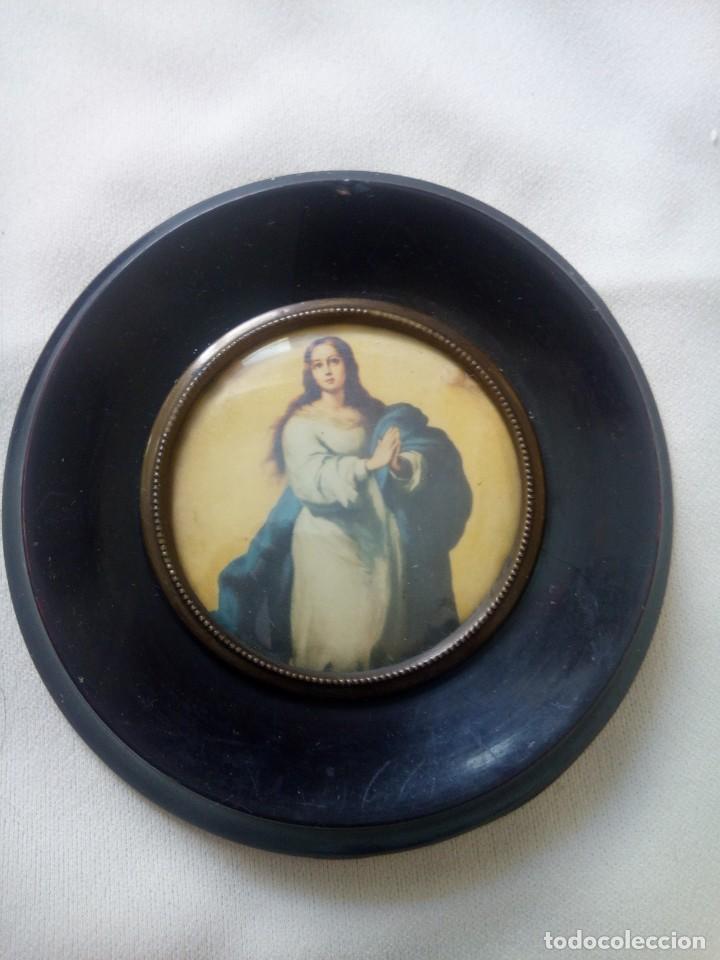 IMAGEN DE LA VIRGEN INMACULADA (Antigüedades - Religiosas - Varios)