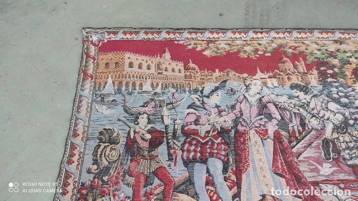 Antigüedades: tapiz - Foto 2 - 272234253