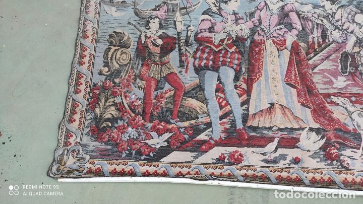 Antigüedades: tapiz - Foto 3 - 272234253