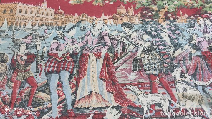 Antigüedades: tapiz - Foto 4 - 272234253