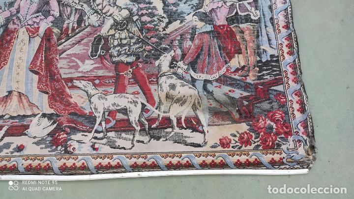 Antigüedades: tapiz - Foto 6 - 272234253