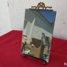 Antiquités: PORTARETRATO ANTIGUO METAL. Lote 272253938