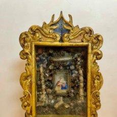 Antigüedades: RELICARIO GERMÁNICO, BARROCO. Lote 272738858