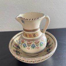Antigüedades: JARRA CERAMICA PUENTE ARZOBISPO. Lote 272772743