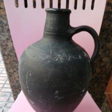 Antigüedades: CÁNTARO DE BARRO. Lote 273124303
