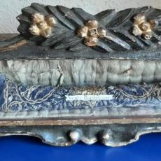Antigüedades: (ANT-210700)RELICARIO DE SANT BARTHOLOMARE-SANT BARTOLOME HUESO DE FEMUR ???-SIGLO XIX. Lote 273153708