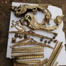 Antiquités: ADORNOS DE BRONCE. Lote 273319408