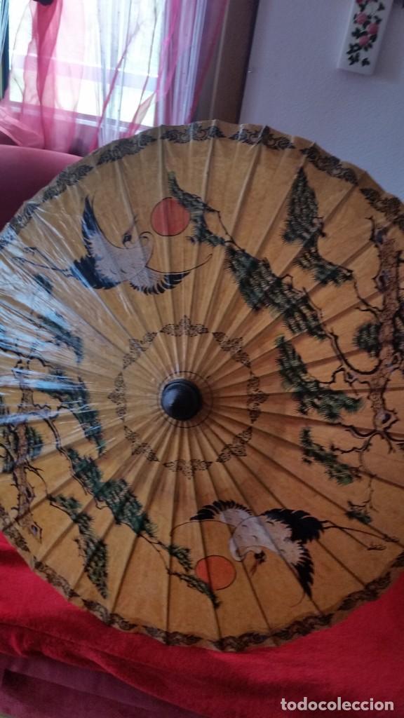 ANTIGUIO Y MAGNIFICO SOMBRERO PARA COLECION HECHO Y PINTADO A MANO (Antigüedades - Moda - Sombreros Antiguos)