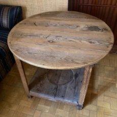 Antiquités: MESA CAMILLA BRASERO. Lote 273950713
