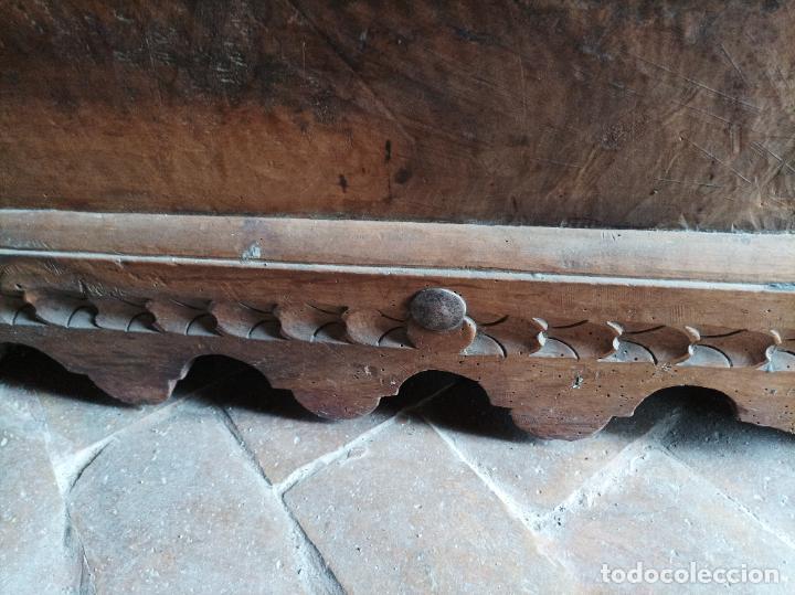 Antigüedades: Arcón del S. XVII - Foto 12 - 273971608
